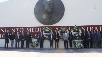 La titular del programa IMSS BIENESTAR, Gisela Lara Saldaña, en representación del Director General del IMSS, Germán Martínez Cázares, fungió como oradora del acto