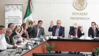 """El PAN, a través del senador Julen Rementería, dijo que interpondrá un amparo para echar atrás este """"método engañoso de elección"""" de los comisionados"""