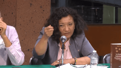 Chávez Pérez aseguró que con esta reforma se lograría eficientar los recursos federales