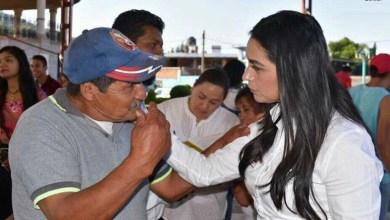 """Araceli Saucedo reiteró """"mi compromiso es con los ciudadanos"""""""