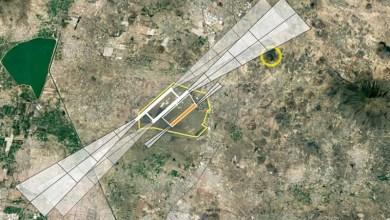 Esto luego de que el Cerro Paula (con altura de 2,625 metros sobre el nivel del mar) estuviera demasiado cerca de la pista 1, por lo que esta sólo se utilizará con fines militares