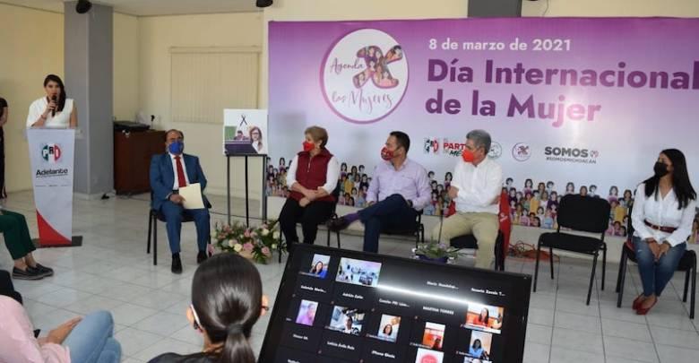 ONMPRI, PRI, Carlos Herrera Tello, Jesús Hernández Peña