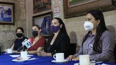 mujeres, Tzitziqui Peña Belmonte, PES, Morelia, Michoacán