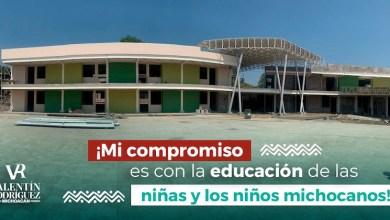 Escuela El Testerazo, Valentín Rodríguez, Tacámbaro