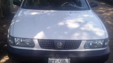 auto robado, Tarímbaro