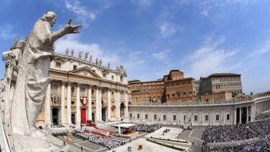 Vaticano, Plaza de San Pedro