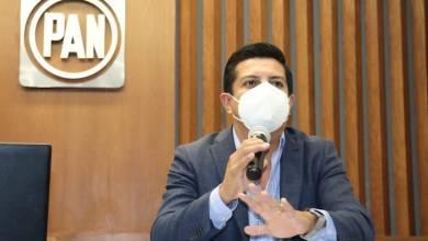 Óscar Escobar Ledesma, PAN