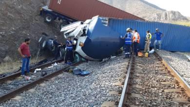 accidente, vías del tren, Autopista Siglo XXI