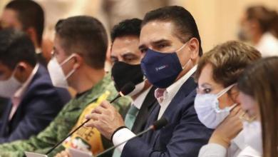 Silvano Aureoles, Comité Estatal de Seguridad en Salud