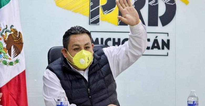 Víctor Manríquez, PRD