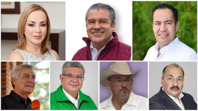 aspirantes, gubernatura, Michoacán