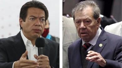 Mario Delgado, Porfirio Muñoz Ledo