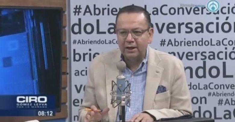 Germán Martínez Cázares, entrevista