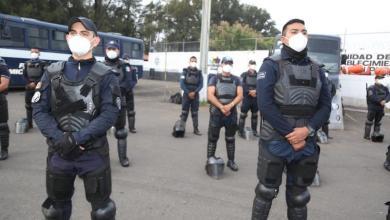 UROP, antimotines, SSP, Policía Michoacán