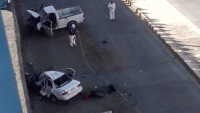 accidente, Morelia, camioneta FGE, taxi