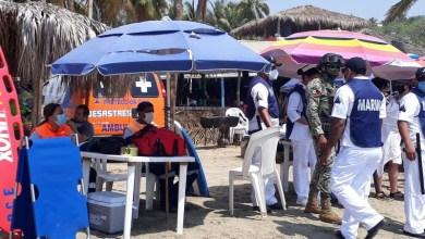 Protección Civil, Semana Santa, Michoacán