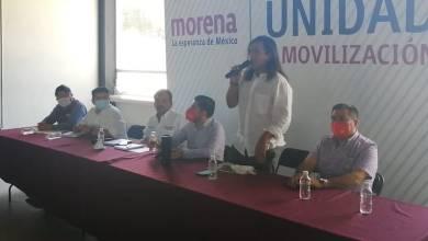 Sergio Pimentel, Morena