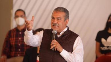 Raúl Morón Orozco, Morena