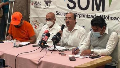 Sociedad Organizada Michoacán