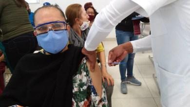 Julieta Gallardo Mora, vacunación