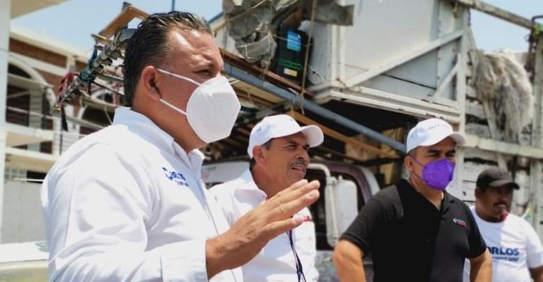 Carlos Quintana Martínez, recolectores