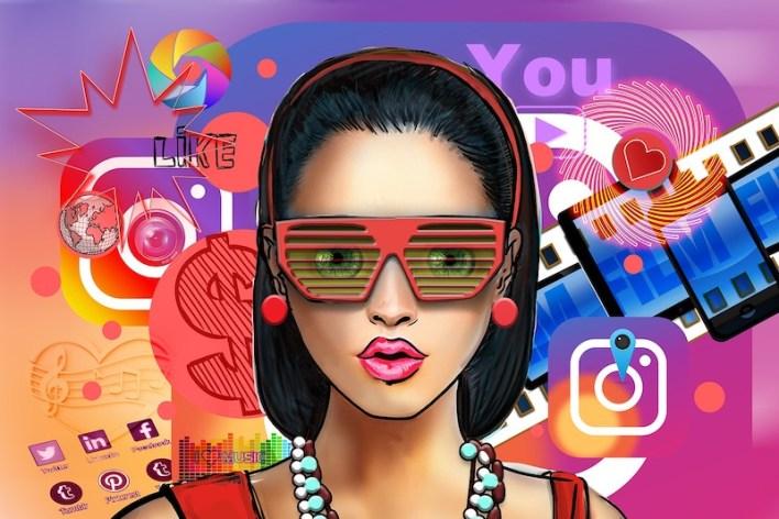 Instagram, influencer