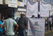 manifestación, Banrural