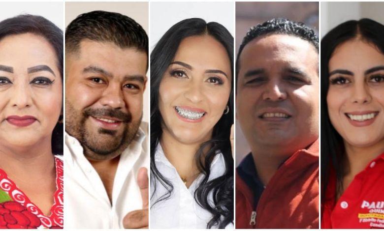 Los suspirantes, PT Michoacán