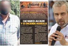 diario Reforma, Alfredo Ramírez Bedolla, El Frutos