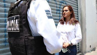 Marx Aguirre Ochoa, Policía de Morelia