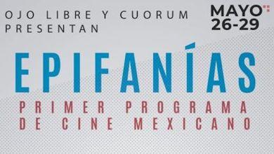 Epifanías, cine mexicano