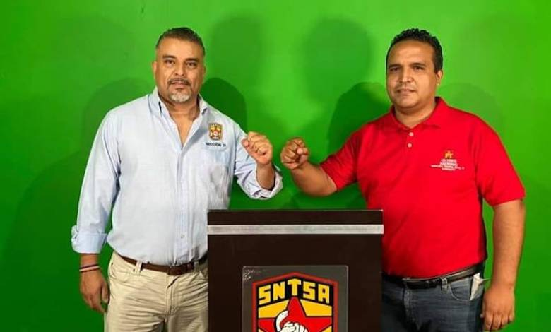 Fabio Meza Alfaro, SNTSA, Ulises Merino García, PT