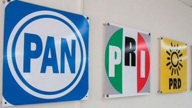 PAN, PRI, PRD