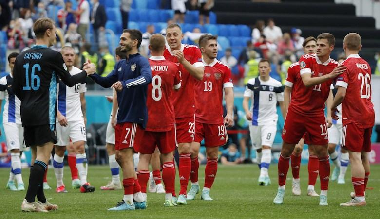 Rusia, Finlandia, Eurocopa