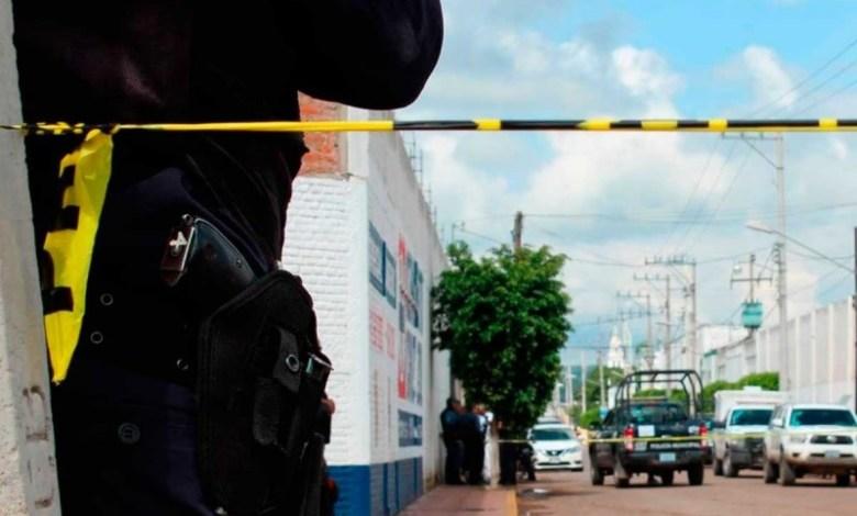 Los municipios más violentos