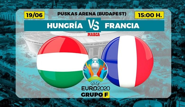Hungría vs. Francia