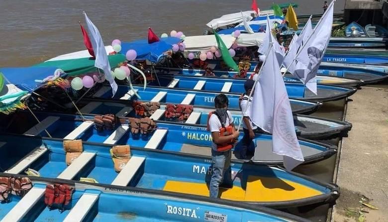 Veracruz, turismo, lanchas
