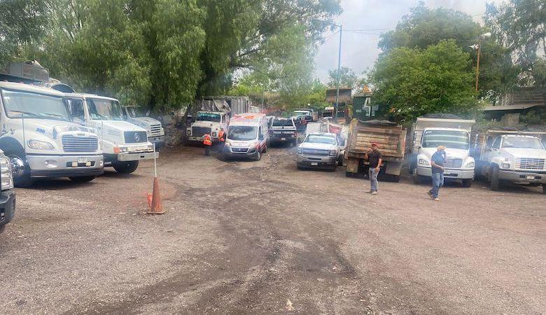 Dirección de Aseo Público, Morelia