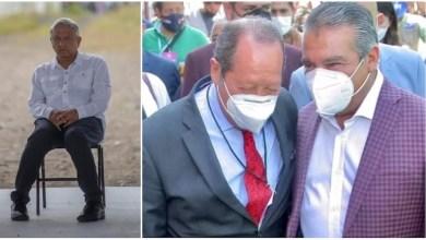 AMLO, Leonel Gooy, Raúl Morón