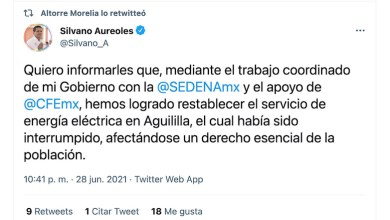 tuit, Silvano Aureoles