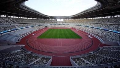 El nuevo Estadio Nacional de Japón