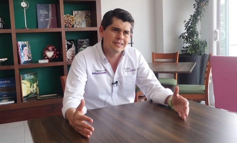 Antonio Ixtláhuac Orihuela, Toño Ixtláhuac
