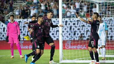 México, Guatemala, Copa Oro