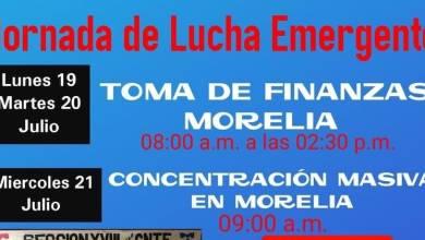 CNTE,manifestación