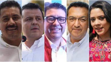 Los suspirantes, PRI Michoacán