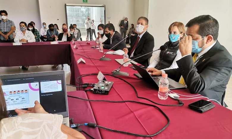 Comité Municipal de Salud, Morelia