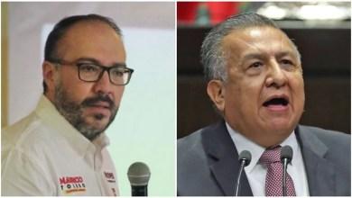 Mauricio Toledo y Saúl Huerta