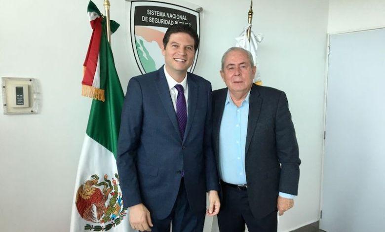 Alfonso Martínez Alcázar,Leonel Cota Montaño