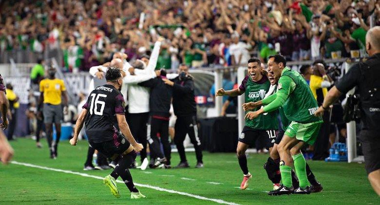 México, Copa Oro