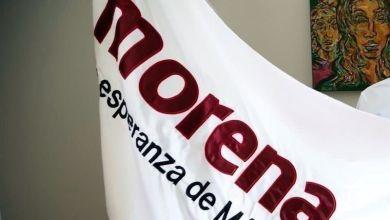 bandera, Morena